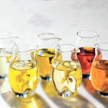 crude / refined sunflower oil