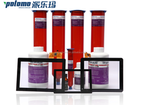 UV Light Curing Temporary Fixation Hydrolysis Glue&Thinning Glue UV1223 for High Adhesion Type