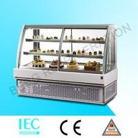 Chocolate refrigerated display