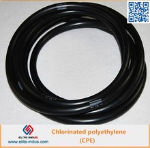 Plastics Type Chlorinated Polyethylene CPE Resin 135A