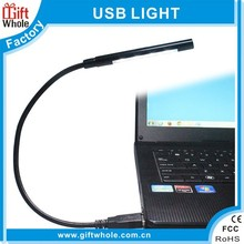 CE&RoHS usb flexible tube for lamps
