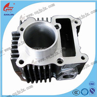 Hot Sale Cylinder Block Motorcycle Spare Parts For JY110 Motorcycle Engine Parts