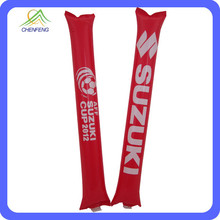 Foam led inflatable cheering sticks for sports
