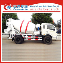 foton 4x2 mini mixer truck