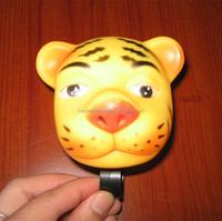 tiger air bell ,lovely animal air bell for kids bike,animal bell