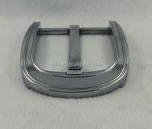 Fashionable Lighter Adjustable Leather Covered Belt Buckle