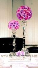 wedding decoration flower stand/ flower holder