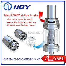 Wholesale price IJOY ACME-VAPE atomizer with 3.5ml capacity hottest sub ohm atomizers