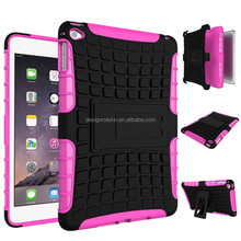 hybrid 2 in 1 waterproof case for apple ipad mini 4