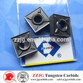 CNC carburo Inserciones de Tipo SNMG de Zhuzhou