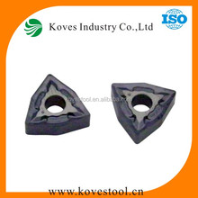 Excellent machinery cutting tool Indexable carbide insert WNMG080408 koves tool made in china