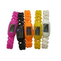 Waterproof silicone watch good for promotion gifts