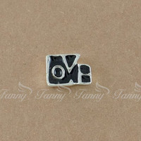F389 Latest Glass Magnetic Memory Living Floating Charms For Floating Lockets Wholesale