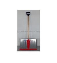 roof snow shovel 7837,large,comfortable D shape grip,Dia 2.8cm