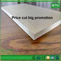 Grande promotion wpc. et panneau de pvc, profil de pvc, bois plastique seulement ce mois- 12
