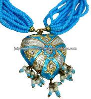 jaipuri jewellery, rajasthan tribal fashion jewelry