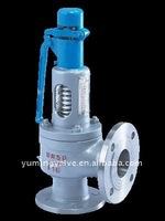 A48Y Spring Full Loaded Boiler Safety Valve