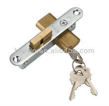 De aluminio de la puerta de bloqueo snj-554 captn