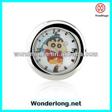 720P HD nightvision Hidden table Clock Cameras with Motion Detection