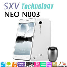 5.0'' NEO N003 Mobile Phone Dual Sim Android 4.2 MTK6589T Quad Core 1.5GHz 1GB/4GB 3.0MP/13.0MP Bluetooth Wifi GPS 1920*1080