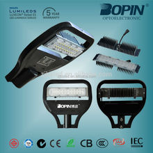 24W LED street /Garden/road/Village light with Meanwell driver
