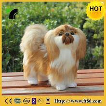 Super quality professional inflatable dog plush toy