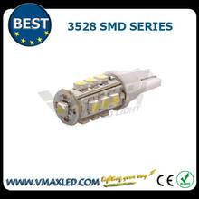 New design 3528 chips polarity led car bulb led 194 bulb