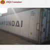 Factory standard container shipping used reefer container