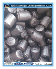 the complex alloy cast iron grinding small steel forgings