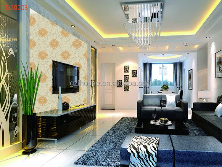광주 방수 PVC 새로운 디자인 질감 왕실 벽지 디자인-벽지 또는 벽 ...