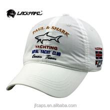 white PAUL AND SHARK embroidery new 2014 beautiful baseball and golf hats and caps alibaba china