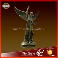 Eastern Famous Large Angel Bronze Statue