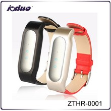 Yiwu factory price wholesale smart bracelet wristbands of leather bracelet