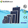 Bluesun cheap solar panel poly 100w solar panel manufacturers in china