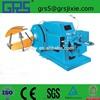 Efficient tubular/blind rivet heading machine