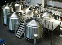 3000l Beer equipment,beer making machine,mini beer factory beer brewing