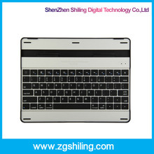 Retailer/wholesale durable Aluminum ABS 9.7inch keyboard latest models