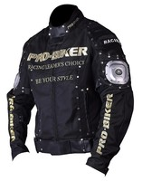 Mens Pro Sports Motorcycle Jackets
