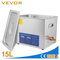 VEVOR Double Adjustable Frequencies Digital Ultrasonic Cleaner