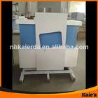 modern artificial balcão de recepção design para ofiice