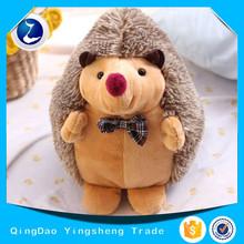 Fantastic cute baby hedgehog plush toy