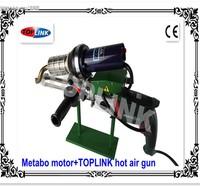 Metabo motor Double heat ways plastic extruding welder