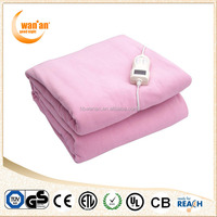 Cold Winter Use Portable Electric Heated Blanket for bed warm