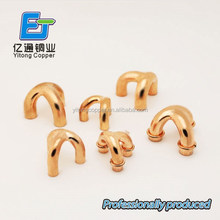 long life OEM factory waterway air condition copper tripod pipe price