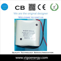 6v ni-MH rechargeable battery