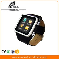 China Factory Price Promotion Smart Wearable Device Unlock Watch Mobile Phone