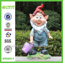 Made in China Resin Garden Planet Gnome