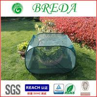High quality foldable pop up bird net for garden