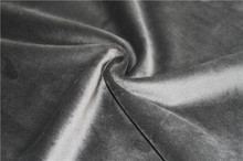 hot sale 100% polyester material silk velvet for garments curtain and home decoration