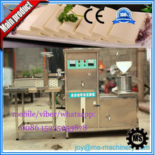late-model soy milk making machine and tofu making machine product line